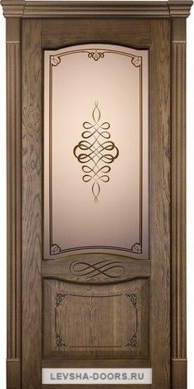 Межкомнатная дверь Наполи 3D ПО