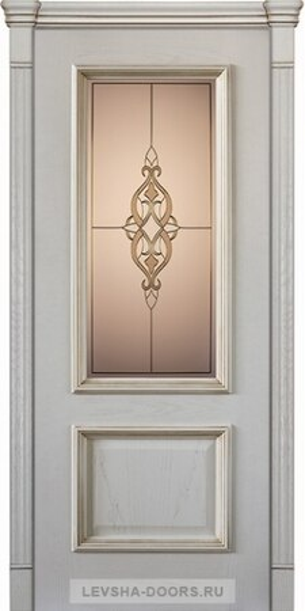 Межкомнатная дверь Бристоль ПО