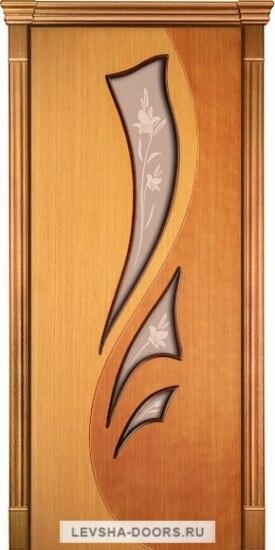 Межкомнатная дверь Лилия ПО